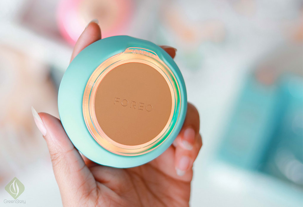 can you use foreo ufo without mask